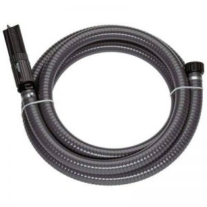 Gardena Équipement d'aspiration 3,5 tuyau d'aspiration robuste pour raccordement à la pompe de jardin, diamètre 25 mm (1411-20) de la marque Gardena image 0 produit