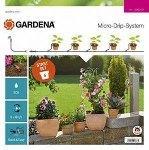 Gardena SDM Kit de démarrage Pots S, tropical de la marque Gardena image 0 produit