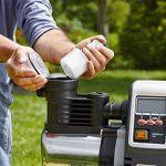 Gardena Station de pompage 6000/6E LCD Inox Premium : pompe domestique, débit de 6 000 l/h, moteur de 1 300 W, affichage LC, corps en acier inoxydable de qualité (1760-20) de la marque Gardena image 2 produit