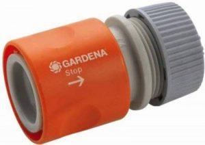 'Gardena Water Stop 13mm (1/2)–Water Hose Fittings de la marque Gardena image 0 produit