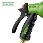 GardenMate® Douche Premium de 8fonctions–Jardin en métal Corps–Raccord en laiton de la marque GardenMate® image 3 produit