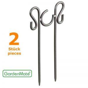 GardenMate® Lot de 2 Guide pour Tuyaux de la marque GardenMate® image 0 produit