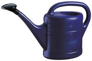 Geli 70200524Arrosoir de Slip-on Pot Plastique peut, 5l sans dispositif de, Bleu de la marque Geli image 0 produit