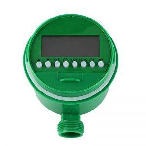 GOTTING LCD Contrôle électronique de gicleurs Accueil Programmateur Garden Irrigation minuterie contrôleur Set Programmes Eau de la marque GOTTING image 0 produit