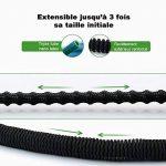 ⭐ [Green Bamboo®] - Tuyau d'Arrosage Extensible & Retractable / Solidité Renforcée / 15m (50ft) + Connecteurs en laiton à VIS + Pistolet 8 fonctions de la marque Green Bamboo image 2 produit