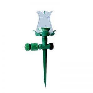Greencolorful Arroseur de LED, Arroseurs de pelouse/jardin, petite puissance électrique intégrée de pelouse de cour de pelouse Arroseur automatique de pelouse de multi-couleur de pelouse de la marque Greencolorful image 0 produit