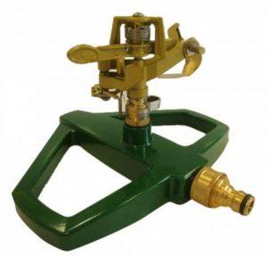 Greenkey Arroseur automatique à canon impulsion avec base métallique de la marque Greenkey Garden and Home Ltd image 0 produit