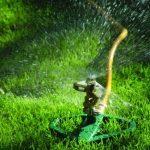 Greenkey Arroseur automatique à canon impulsion avec base métallique de la marque Greenkey Garden and Home Ltd image 1 produit