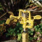 Greenkey Arroseur automatique à canon impulsion avec base métallique de la marque Greenkey Garden and Home Ltd image 2 produit