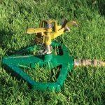 Greenkey Arroseur automatique à canon impulsion avec base métallique de la marque Greenkey Garden and Home Ltd image 3 produit