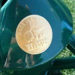 Haws V130gr Heritage Intérieur Plastique Arrosoir, 0.25-gallon/1-liter, Vert de la marque Bosmere image 1 produit