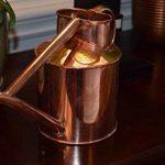 Haws V181Arrosoir en cuivre fabriqué à la main–Doré 1 l de la marque Haws image 3 produit