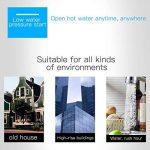 HB Chauffe-eau sans réservoir Gaz modulant technologie brevetée JSD12-S02 (LPG) de la marque H&B image 2 produit