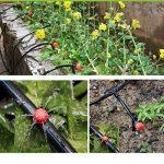 Himifuture 25m kit goutte avec minuteur arroseurs Système d'irrigation pour jardin inclus Tube Tuyau Minuteur goutteurs et divers d'arrosage Drip Kits de la marque Himifuture image 6 produit