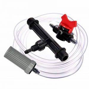 Himifuture G3/4Jardin appareil d'irrigation Venturi Engrais Injecteur commutateur kit de tube Eau de la marque Himifuture image 0 produit