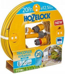 Hozelock 117004 Nécessaire de démarrage tuyau 20 m diam 12,5 mm Tricoflex Ultraflex de la marque Hozelock image 0 produit
