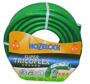 Hozelock 139184.0 Super Tricoflex Tuyau Diamètre 19-25 m Vert 40 x 40 x 18 cm de la marque Hozelock image 0 produit