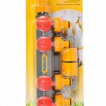 Hozelock 2150R0000 Raccord sélecteur à quatre circuits pour robinet de la marque Hozelock image 1 produit