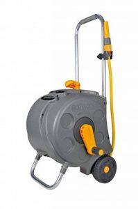 Hozelock 2416R0000 Dévidoir chariot compact avec tuyau de 30 m de la marque Hozelock image 0 produit