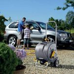 Hozelock 2416R0000 Dévidoir chariot compact avec tuyau de 30 m de la marque Hozelock image 1 produit