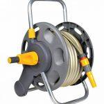 Hozelock 2431R0000 Dévidoir de tuyau assemblé capacité 45 m avec tuyau de 25 m de la marque Hozelock image 1 produit