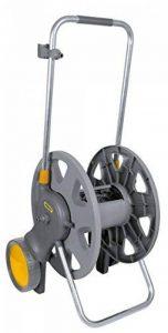"""Hozelock 2448 0000 Dévidoir à tuyau d'arrosage Euro Cart 90 m + 2 raccords de tuyaux 1/2"""" de la marque Hozelock image 0 produit"""