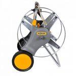 Hozelock 2460R0000 Dévidoir chariot métallique assemblé 90 m de la marque Hozelock image 3 produit
