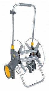 Hozelock 2460R0000 Dévidoir chariot métallique assemblé 90 m de la marque Hozelock image 0 produit