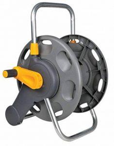 Hozelock 2475R0000 Dévidoir de tuyau nu capacité 60 m 2 en 1 de la marque Hozelock image 0 produit