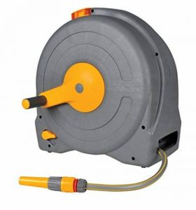 Hozelock 2494R0000 Dévidoir portable Fast Reel avec tuyau de 40 m de la marque Hozelock image 0 produit
