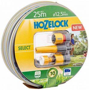 Hozelock 6025P9000 Nécessaire de Démarrage Tuyau 25 m Diam 12,5 mm Select de la marque Hozelock image 0 produit