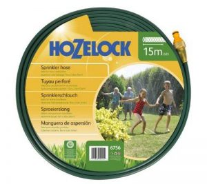 Hozelock 6756P0000 Arroseur 15 m Noir 43 x 43 x 17 cm de la marque Hozelock image 0 produit