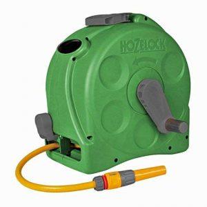 Hozelock Compact 2en 1Boîte de tuyau avec tuyau de 25m Vert de la marque Hozelock image 0 produit
