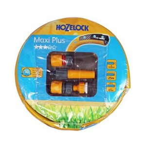 'Hozelock Maxi Plus Kit de démarrage Ø 12,5mm (1/2) 25m avec kit de démarrage Raccords & buse de la marque Hozelock image 0 produit