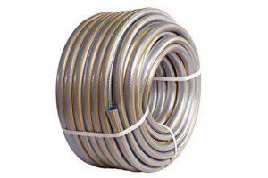 """Hozelock Tuyau d'arrosage Select Tuyau tricoté high twist résistant avec 2/3""""(= 19mm) ou 1/2"""" (= 12,5mm) de diamètre 50m 3/4 Zoll Durchmesser de la marque Hozelock image 0 produit"""