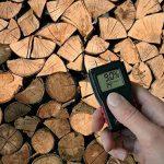 Humidimètre numérique pour bois, matériaux de Construccion, mur... hygromètre Petit Modèle de la marque Powerfix image 2 produit