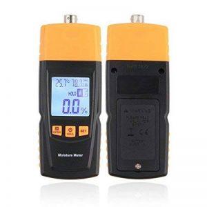 Humidimètre, YH-THINKING haute précision Portable ordinateur de poche LCD écran numérique bois d'humidité compteur avec longue sonde réglable pour 4 espèces, Etendue 2 ~ 70 % de la marque YH-THINKING image 0 produit
