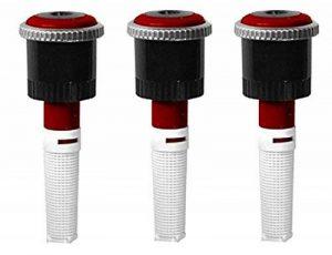 Hunter Buse MP 2000 pour arroseur universel, rouge, portée 4,0 jusqu'à 6,4 m, le domaine d'arrosage - 360 ° de la marque .Hunter image 0 produit