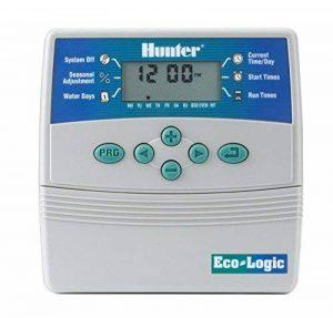 Hunter ELC-401I-E Programmateur d'arrosage électrique intérieur Gris de la marque Hunter image 0 produit