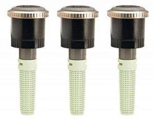 Hunter MP 2000 rotater Buse pour arroseur universel, noir, portée 4,0 jusqu'à 6,4 m, le domaine d'arrosage - 90-210 °C de la marque .Hunter image 0 produit
