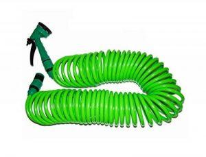 HW1005 Kit tuyau d'arrosage en spirale Livré avec accessoires 15m de la marque Spax image 0 produit