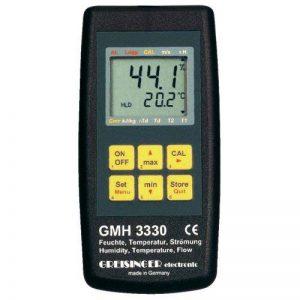 Hygro-thermomètre et débitmètre Greisinger GMH 3330 de la marque GREISINGER image 0 produit