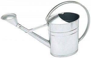 Idealspaten WEG90106 Arrosoir avec douche zingué à chaud 12l, Argent de la marque Idealspaten image 0 produit
