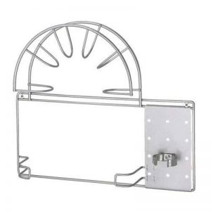 Ikea - VARIERA porte- tuyau d'aspirateur en argent de la marque Ikea image 0 produit