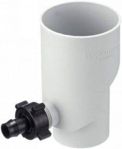 Ing. G. Beckmann KG Beckmann V3 Récupérateur d'eau de pluie Gris 70-87 mm de la marque Ing. G. Beckmann KG image 0 produit