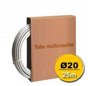 Isoltubex - 25M Tube Multicouche Nu Ø20 de la marque ISOLTUBEX image 0 produit