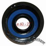 Jardiboutique Raccord PVC S60x6 avec embout mâle (raccord pour tuyau de jardin) pour cuve 1000 litres IBC de la marque Jardiboutique image 3 produit