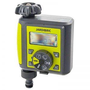Jardibric 08123 Programmateur Affichage Digital Noir de la marque Jardibric image 0 produit