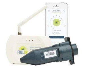 Jauge à ultrason pour cuve à eau / Fioul avec application mobile de gestion! de la marque Fullup image 0 produit