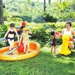 Jilong gonflable Bateau pirate et piscine Centre de jeu pour enfants de 2à 6, 186,9x 135,9x 114,3cm de la marque Jilong image 2 produit